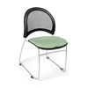 OFM Moon Stack Chair, Sage Green