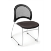 OFM Moon Stack Chair, Graphite