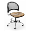 OFM Elements Moon Swivel Chair, Olympus Shoya
