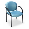 OFM Elements Manor Series Guest/Reception Chair with Arms