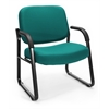 OFM Big & Tall Guest/Reception Chair Teal