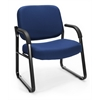 Big & Tall Guest/Reception Chair Navy