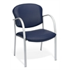 OFM Danbelle Guest/Reception Chair, Navy