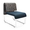UNO Lounge Chair, Navy