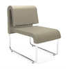 UNO Lounge Chair, Taupe