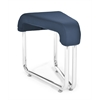 OFM UNO Wedge Seat, Navy