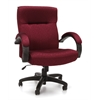 Executive/Conference Chair, Burgundy