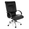 Sharp Series Executive High-Back Leather Chair