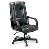 Executive/Conference High-Back Leather Chair