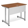 Modular Computer/Privacy Table 24 x 36, Cherry