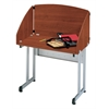 Study Carrel Kit 36, Cherry