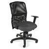 OFM AirFlo Series Mesh Task Chair, Gray