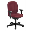 OFM Posture Series Task Chair, Wine