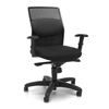 OFM AirFlo Series Executive Task Chair, Gray Mesh