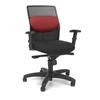OFM AirFlo Series Executive Task Chair, Graphite