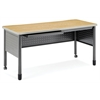 "Mesa Series Training Table/Desk with Drawers 27.75"" x 59"""