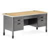 Double Pedestal Teacher's Desk