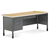 Mesa Series Single Pedestal Executive Desk 30 x 67