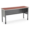 OFM Training Table 20 x 59, Cherry