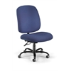 OFM Big & Tall Task Chair, Navy