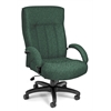 OFM Big & Tall Executive High-Back Chair, Green