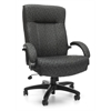 Big & Tall Executive High-Back Chair, Gray