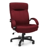 Big & Tall Executive High-Back Chair, Burgundy