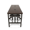 OFM Endure Series Standing Height Eight Seat Table