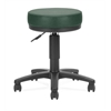 OFM Anti-Microbial/Anti-Bacterial Vinyl Utilistool, Teal