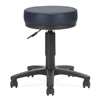 OFM Anti-Microbial/Anti-Bacterial Vinyl Utilistool, Navy