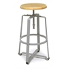 OFM Endure Series Tall Stool, Maple