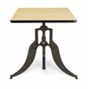 "Endure Series 30"" Square Adjustable Height Table"