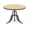 "Endure Series 42"" Round Adjustable Height Table"