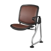 OFM ReadyLink™ Add-On Seat, Maroon
