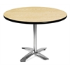 OFM 42 Round Flip-Top Multi-Purpose Table