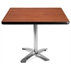 OFM 42 Square Flip-Top Multi-Purpose Table, Cherry