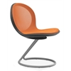 OFM NET Series Circular Base Chair, Orange