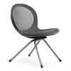 OFM NET Series 4-Legged Chair, Gray