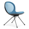 OFM NET Series 4-Legged Chair, Blue
