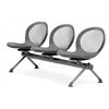 OFM NET Series 3 Seat Beam, Gray