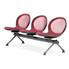 OFM NET Series 3 Seat Beam, Red