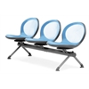 OFM NET Series 3 Seat Beam, Blue