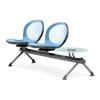 OFM NET Series 2 Seats & 1 Table Beam, Blue