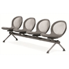 OFM NET Series 4 Seat Beam, Gray