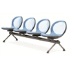 OFM NET Series 4 Seat Beam, Blue