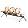 OFM NET Series 3 Seats & 1 Table Beam, Orange