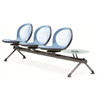 OFM NET Series 3 Seats & 1 Table Beam, Blue