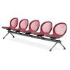 OFM NET Series 5 Seat Beam, Red