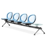 OFM NET Series 4 Seats & 1 Table Beam, Blue