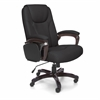 OFM ORO Series Designer High-Back Multi-Task Chair, Black